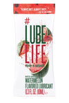 #Lubelife Flavored Lube #Lubelife Watermelon Flavored Lubricant Sample Pack, 10 ml