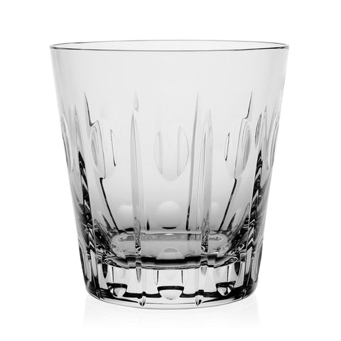 William Yeoward Crystal Double Old Fashioned Kelly Tumbler
