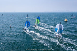 Making Reaches Work in Sailing