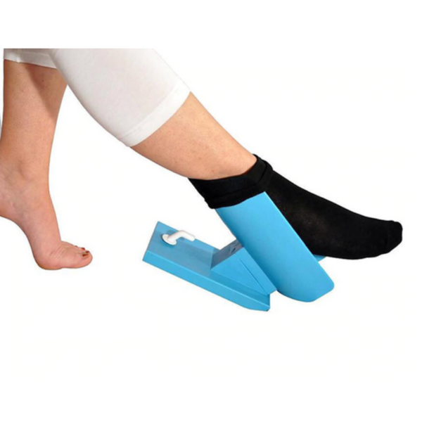Sock Helper | Put on your socks without bending | Senior aid and home care