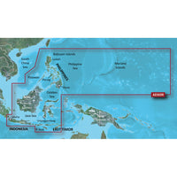 Garmin BlueChart g2 Vision HD - VAE005R - Philippines - Java Mariana Is. - microSD/SD [010-C0880-00]