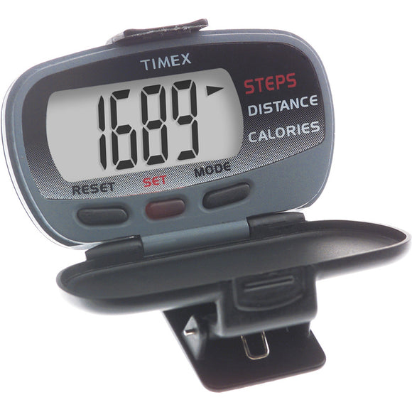 Timex Ironman Pedometer w-Calories Burned [T5E011]