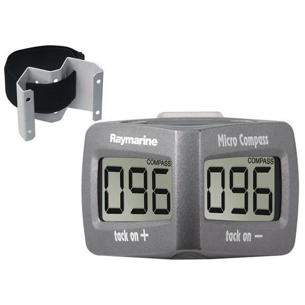 Raymarine Wireless Micro Compass System w/Strap Bracket [T061]
