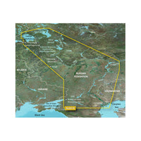 Garmin BlueChart g3 HD - HXEU062R - Russian Inland Waterways - microSD/SD [010-C1048-20]