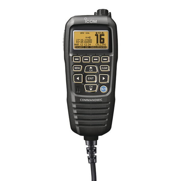Icom CommandMic IV Black [HM195B]