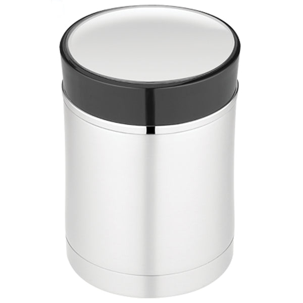 Thermos Sipp Vacuum Insulated Food Jar - 16 oz. - Stainless Steel/Black [NS340BK004]