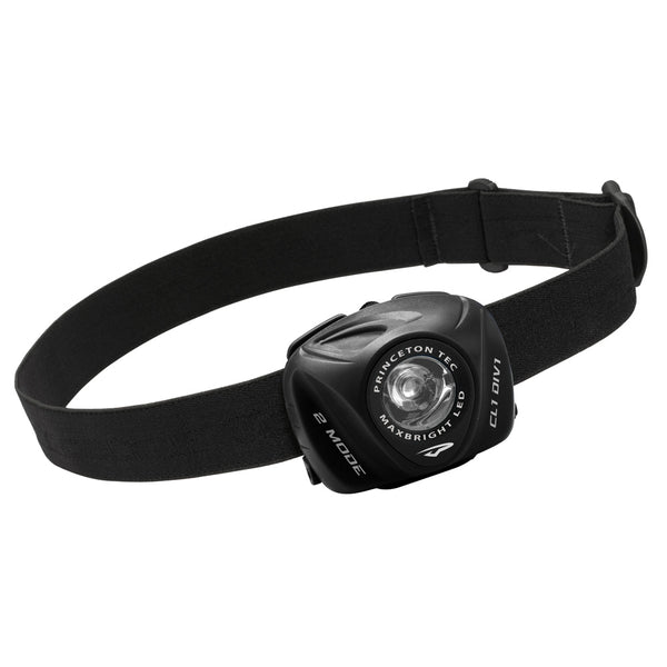 Princeton Tec EOS II 80 Lumen Intrinsically Safe Headlamp [EOS-II-BK]