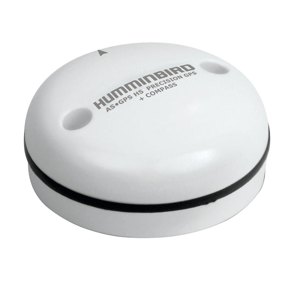Humminbird AS GPS HS Precision GPS Antenna w/Heading Sensor [408400-1]