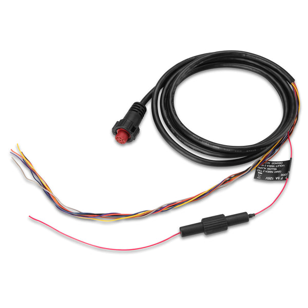 Garmin Power Cable - 8-Pin f/echoMAP Series & GPSMAP Series [010-11970-00]