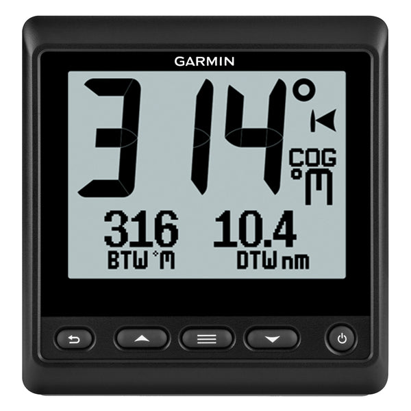 "Garmin GNX 20 Marine Instrument w/Standard Display - 4"" [010-01142-00]"