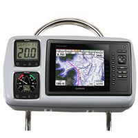 "NavPod GP2088 SystemPod Pre-Cut f/Garmin 820/820xs/840xs & 2 Instruments f/12"" Wide Guard [GP2088]"