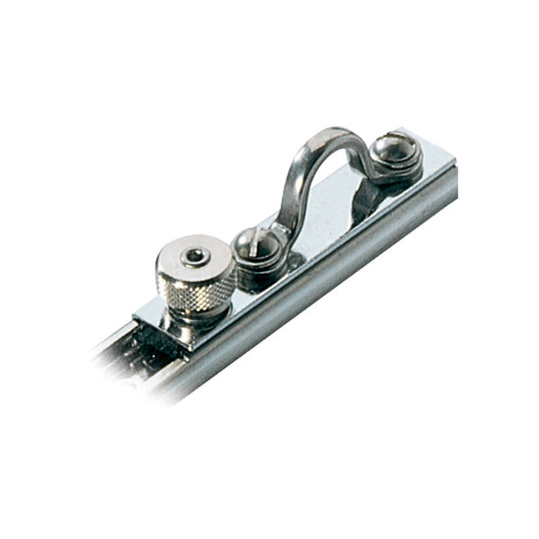 "Ronstan Series 19 C-Track Slide - Saddle Top & Spring Loaded Stop - 71mm (2-25/32"") Length [RC81940]"