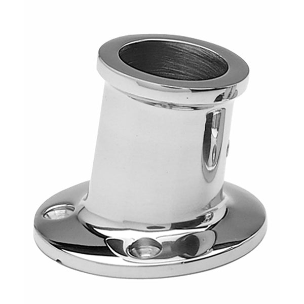 "Taylor Made 1-1/4"" SS Top Mount Flag Pole Socket [966]"