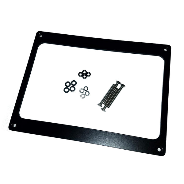 Raymarine A9X to Axiom 9 Adapter Plate to Existing Fixing Holes [A80526]