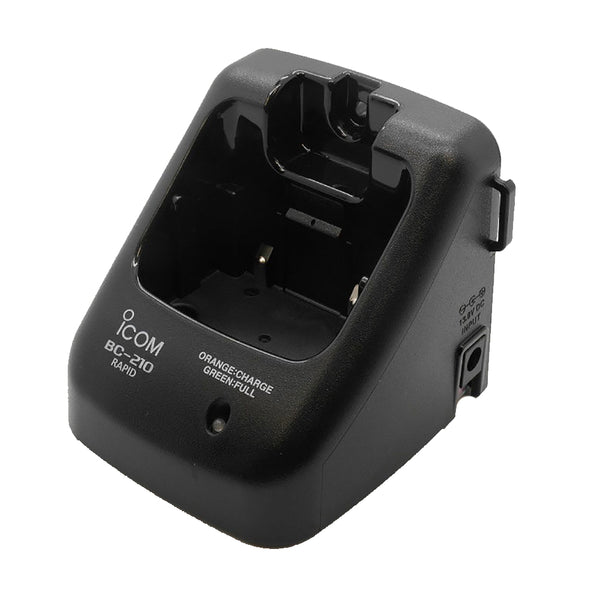 Icom Rapid Charger f/BP-245N - Includes AC Adapter [BC210]
