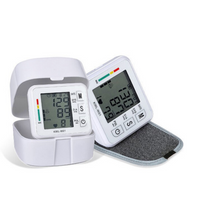 Automatic Blood Pressure Monitor with Voice Warning +  Heart Rate.