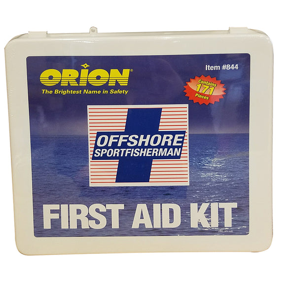 Orion Offshore Sportfisherman First Aid Kit (e-mail request only.)