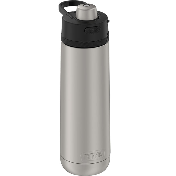 Thermos Guardian Collection Stainless Steel Hydration Bottle 18 Hours Cold - 18oz - Stainless Matte [TS4319MS4]
