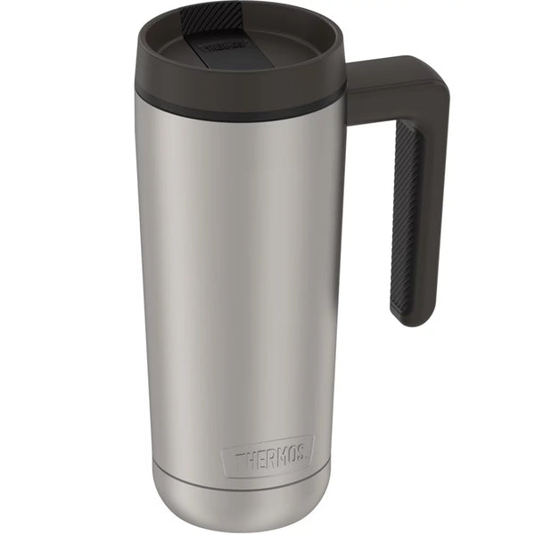 Thermos Guardian Collection Stainless Steel Mug 5 Hours Hot/14 Hours Cold - 18oz - Matte Steel [TS1309MS4]