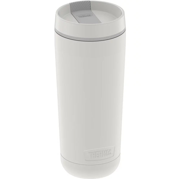 Thermos Guardian Collection Stainless Steel Tumbler 5 Hours Hot/14 Hours Cold - 18oz - Sleet White [TS1319WH4]
