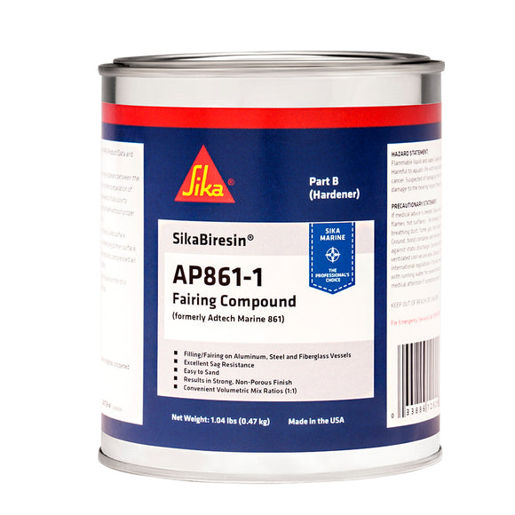 Sika SikaBiresin AP861-1 - Light Brown - Quart [609799]
