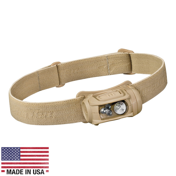 Princeton Tec REMIX LED Headlamp - Tan [RMX300-RD-TN]