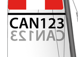Nacra 17 Sail Numbers