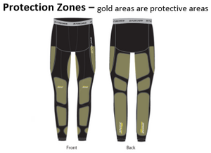 Cut Protective Sailing Pants