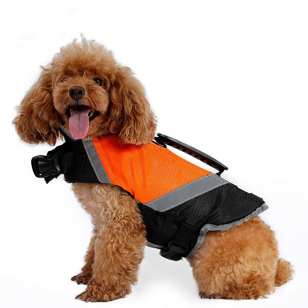 Pet Dog Life Jacket Outdoor - Waterproof