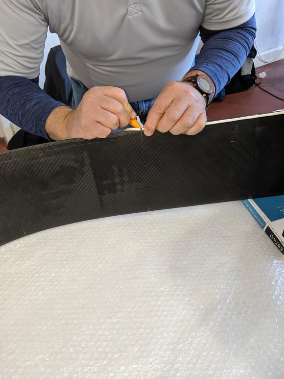 N17 Daggerboard Templates (buy directly from Nacra now)