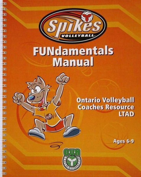 PB - 010 SPIKES® - FUNdamentals Ages 6-9