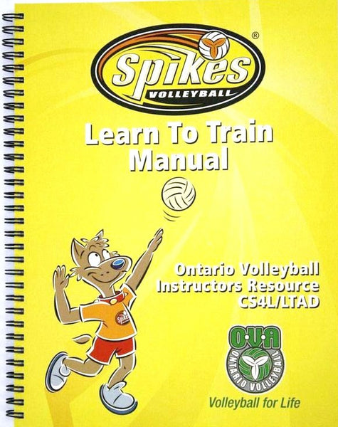 SPIKES®- Learn To Train Manual- CS4L/LTAD