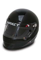 Impact 1320 Helmet, Polished Black