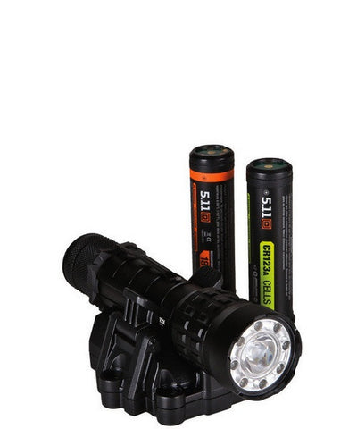 5.11 Tactical ATAC R3MC Li-ion Rechargable Multi-colored Flashlight
