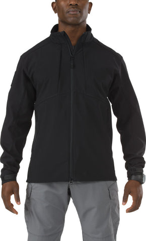 5.11 Tactical Black Sierra Softshell