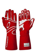 Oakley Racing FR Driving Glove Red