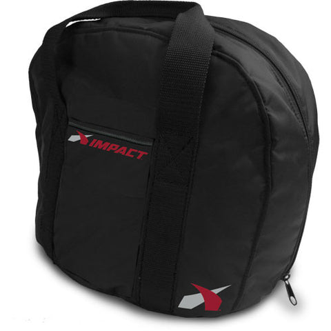 Impact padded helmet bag