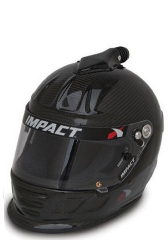 Impact Carbon Fiber Air Draft Helmet