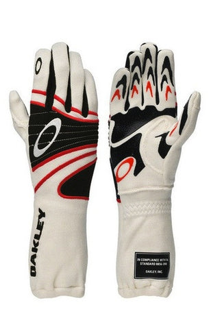 Oakley Racing Glove FR White