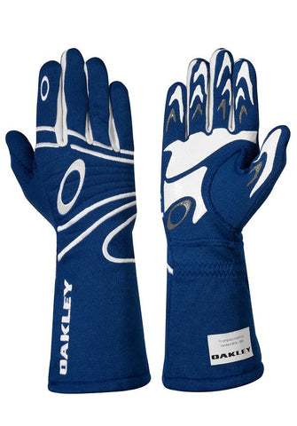 SALE! Oakley FR Driving Glove (Basic Blue)