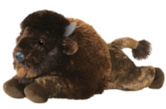 Bison Plush Toy