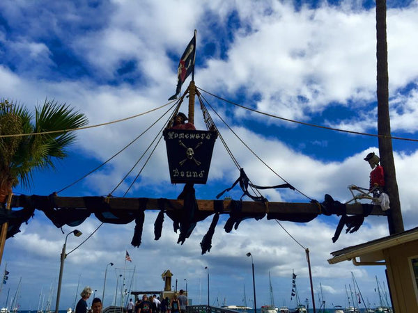 28th Annual Buccaneer Days - Palapa 6 - Friday