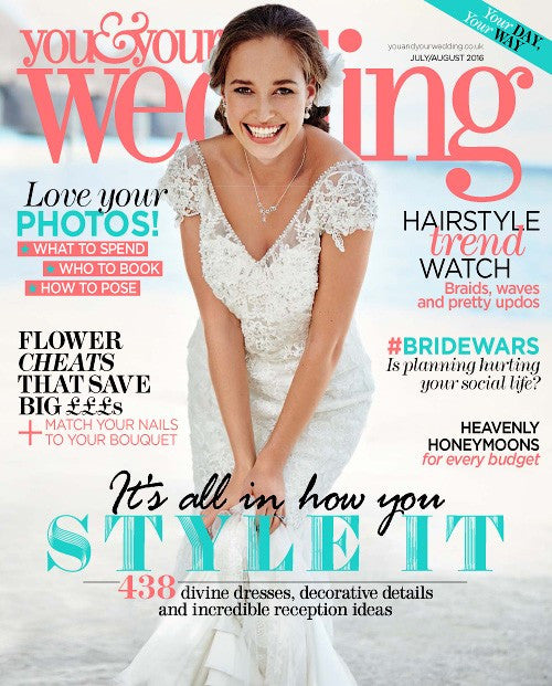 You & Your Wedding July/August 2016