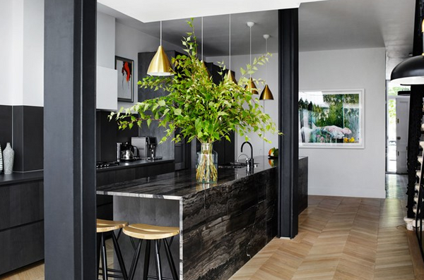 Kitchen Designs Cairns. Image by Sharyn Cairns FAVOURITE KITCHENS  Abigail Ahern