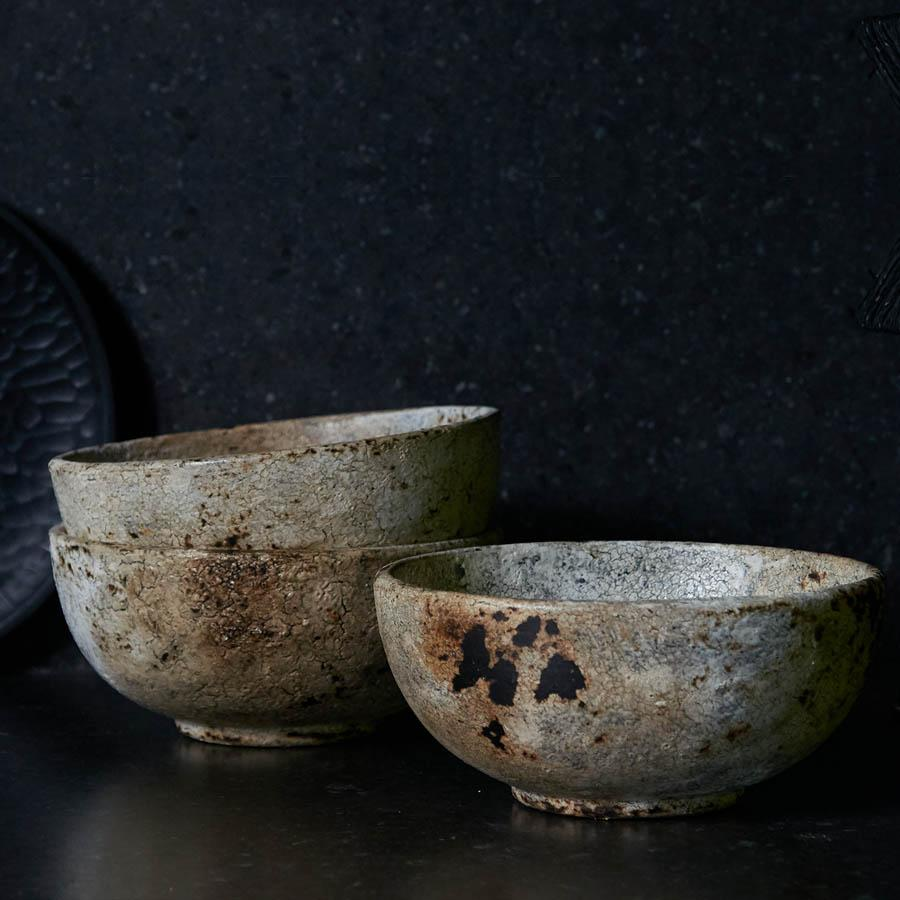 Saruf Bowl In Rust - Large (4791186948192)