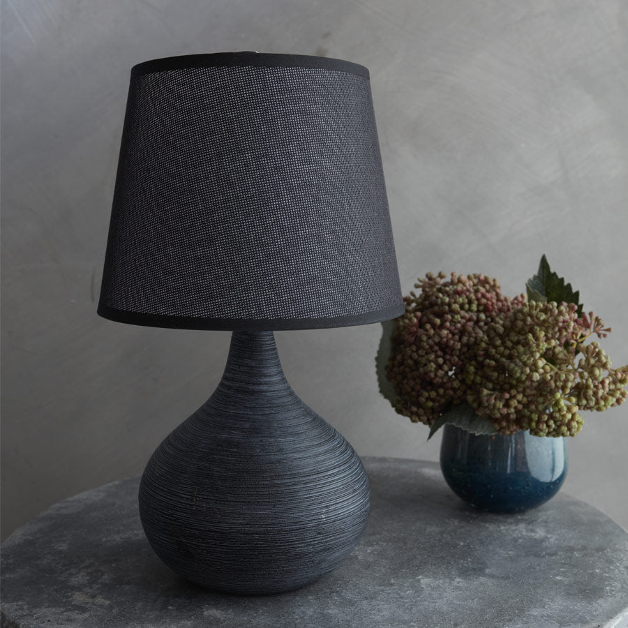 Karina Lamp - Charcoal (4707534209120)