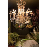 LAZZARO CHANDELIER -Interior Design, London, Abigail Ahern