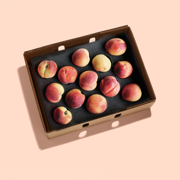 Peach Delivery - Gift Box - 13 Fresh Peaches