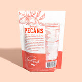 One bag of The Peach Truck Raw Georgia Pecans