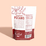 One bag of The Peach Truck Gingerbread Pecans